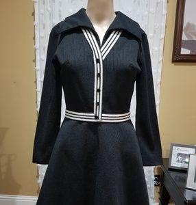 Vintage Dress Bleeker Street Jonathan Logan